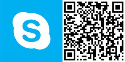 Skype QR