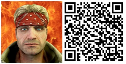 Zombie Shooter QR