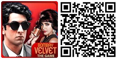 Bombay Velvet Movie Game QR