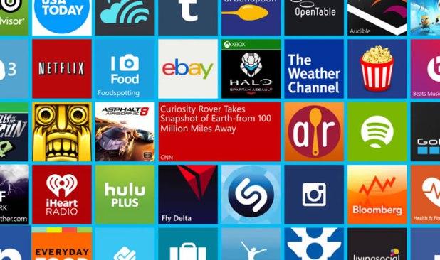 Games e apps
