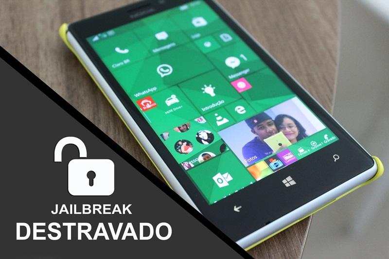 Tutorial] Interop-Unlock para aparelhos com Windows 10