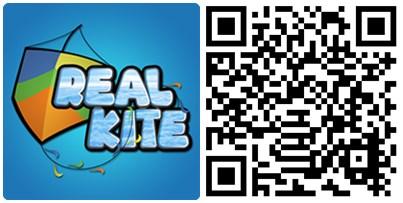 Real Kite QR