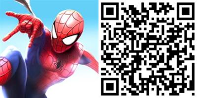 Spider-man-ultimate-power QR