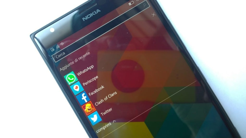 Wwindows 10 obile Android