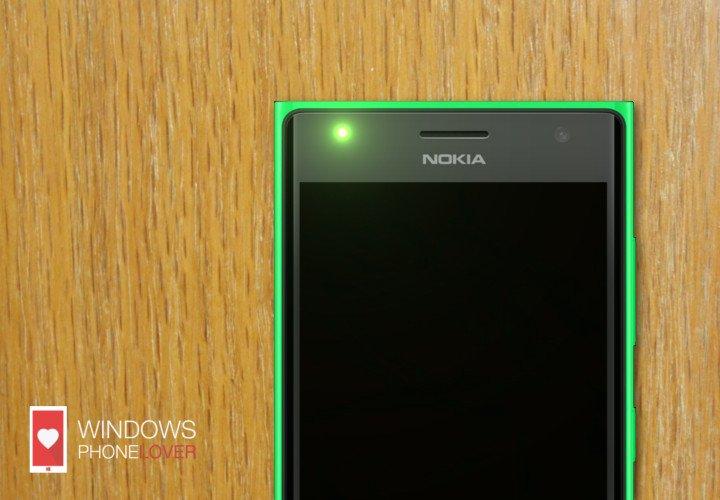 Lumia 735 LED