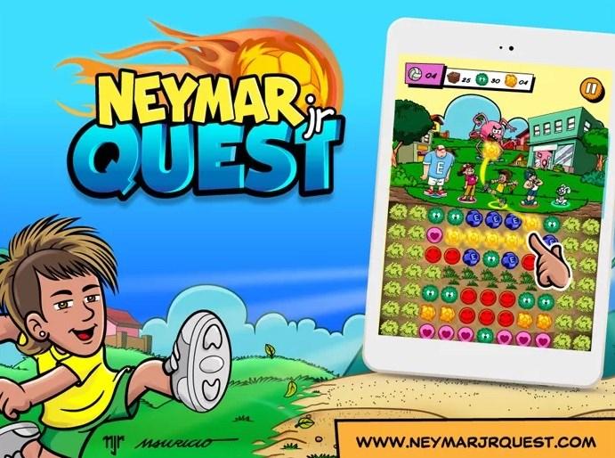 neymar-jr-quest-jogo