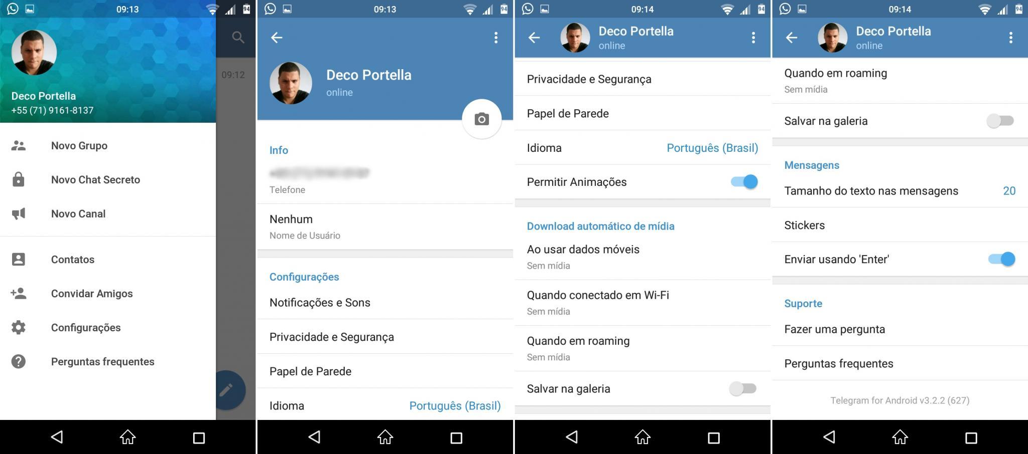comparativo de apps #11 telegram - 16