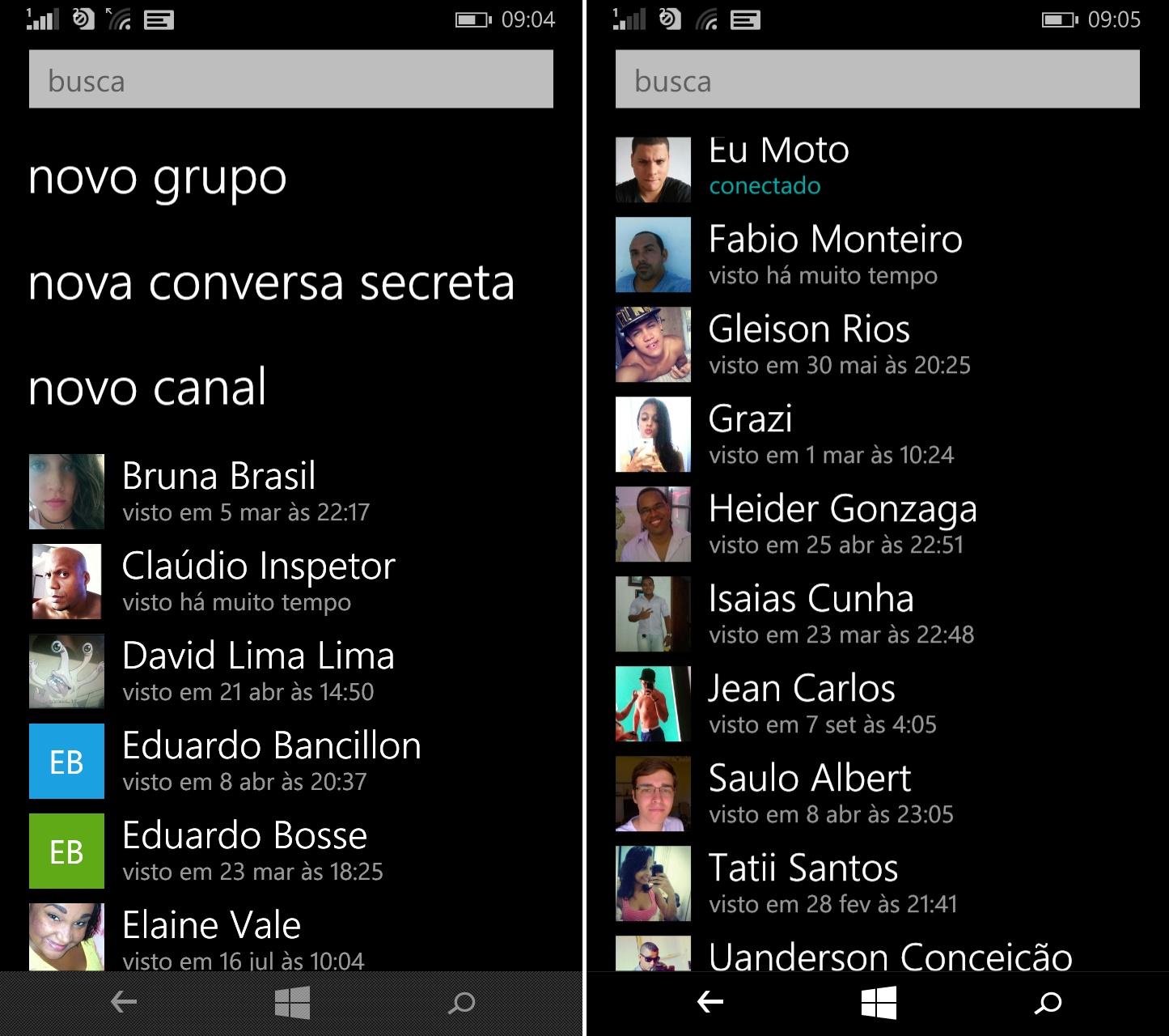 comparativo de apps #11 telegram - 4