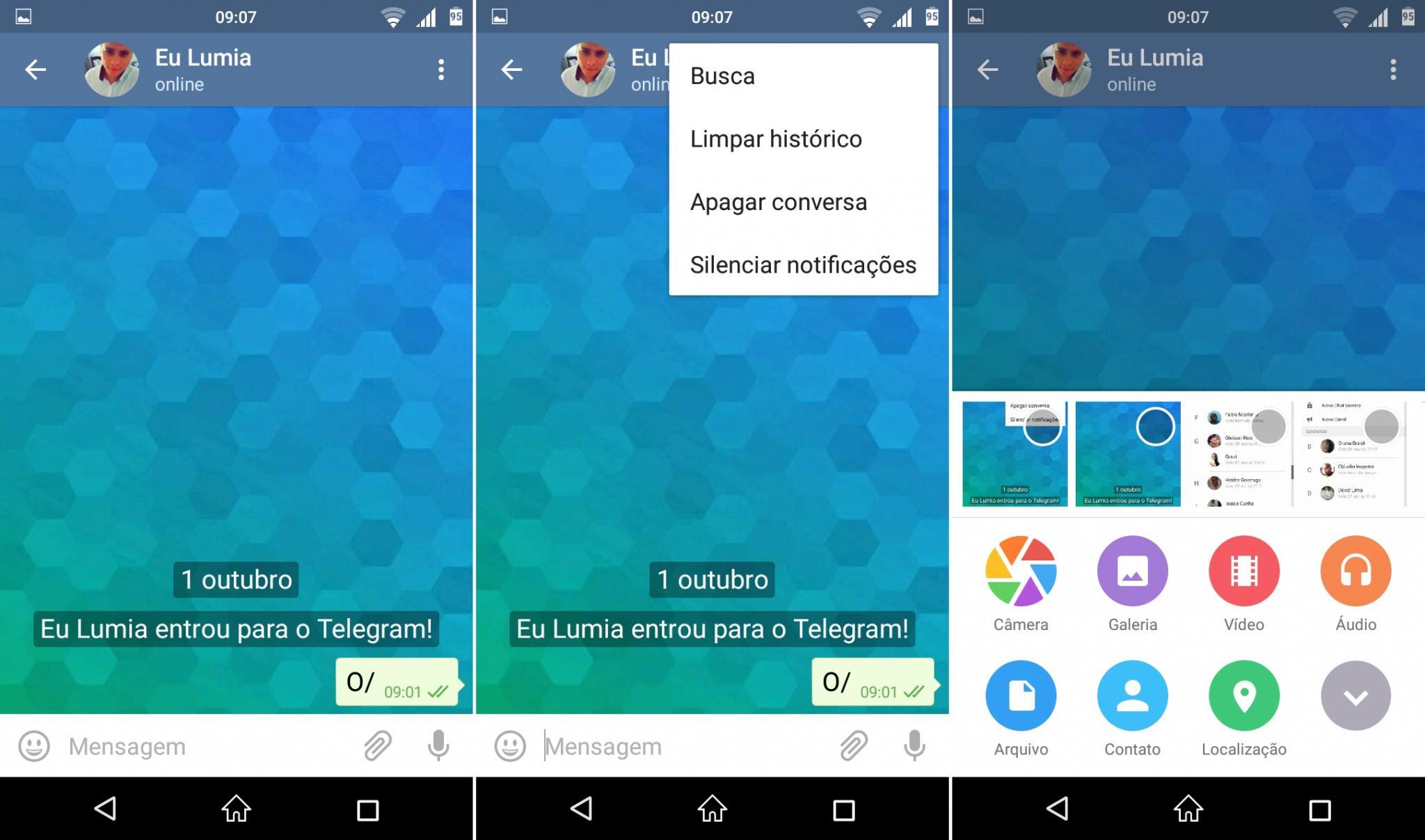 comparativo de apps #11 telegram - 5