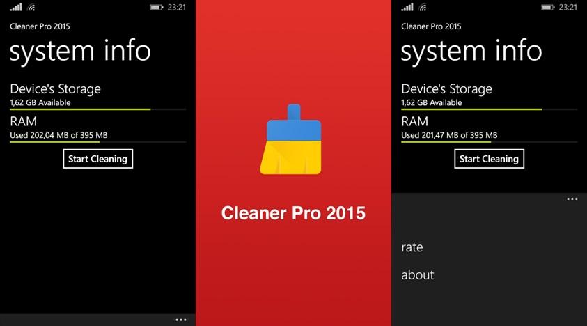 Cleaner Pro Promete Liberar Bastante Espa 231 O No Seu Windows