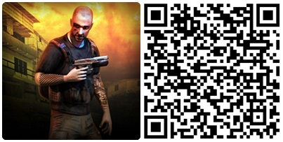 Dead Zombie Shooter QR