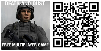 Death And Dust QR