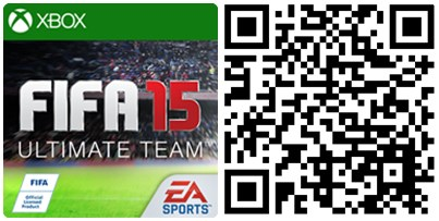Fifa 15 QR