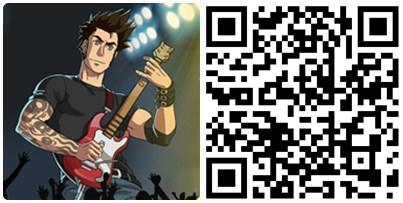 Guitar Flash QR