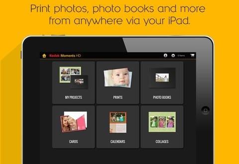 Imprima suas fotos diretamente do Windows Phone com o App