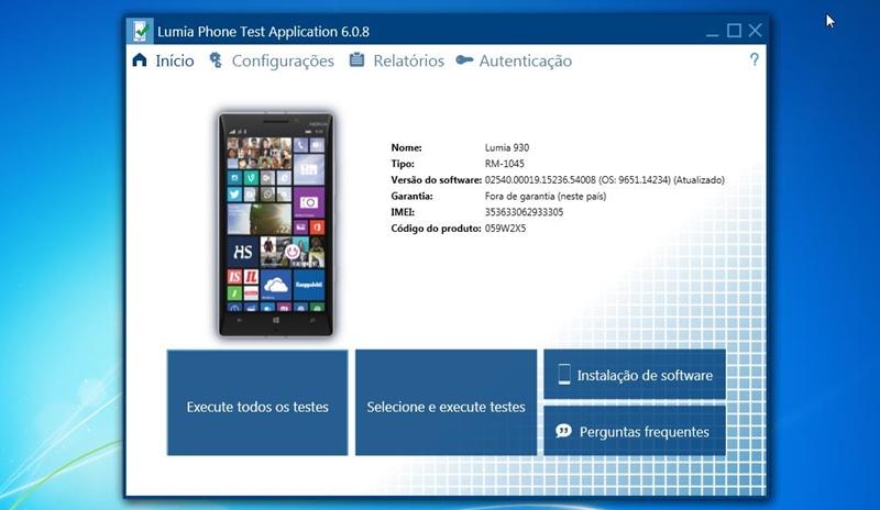 Lumia Phone Test 1