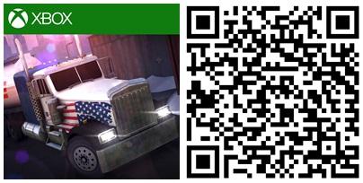 Trucking 3D QR