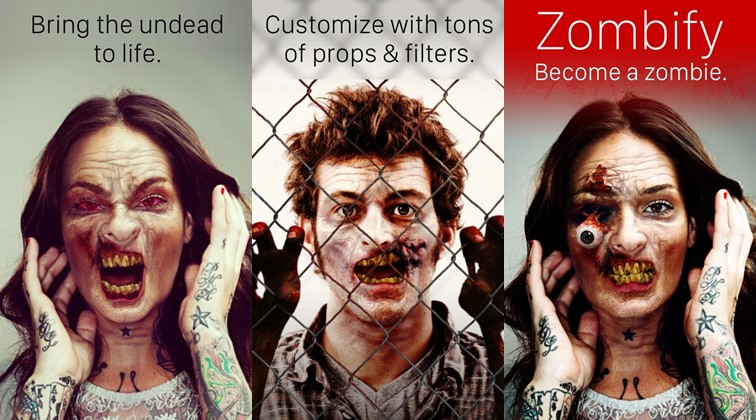 Zombify prints