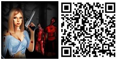 Horror Carnage 3D QR