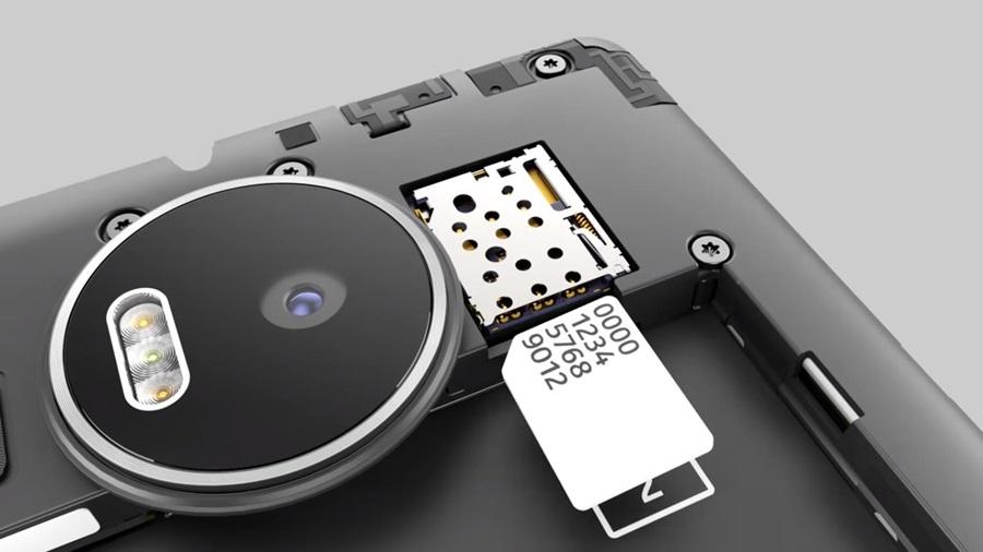 Lumia 950 XL SIM
