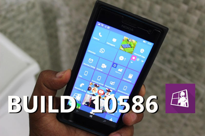 Windows 10 10586