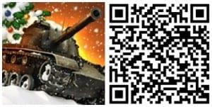 World of Tanks Blitz QR