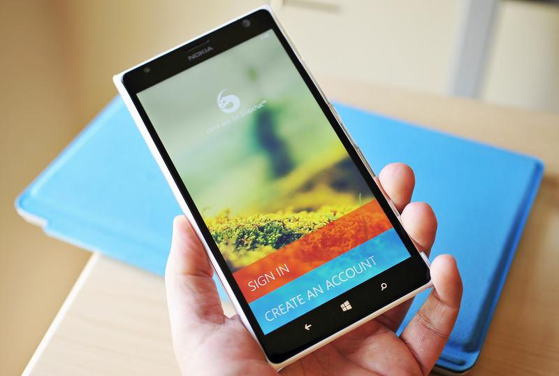 6snap Windows Phone