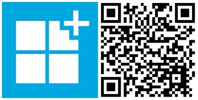 App Info+ QR