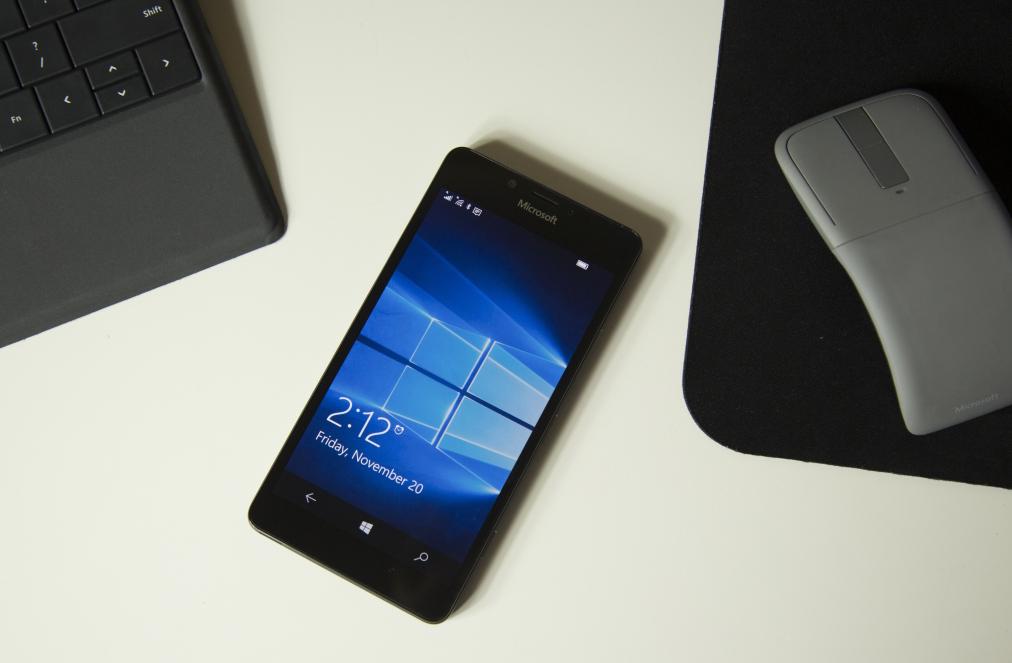 Lumia 950 Windows 10 Mobile