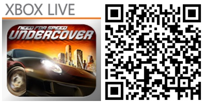 Need For Speed Undercover QR