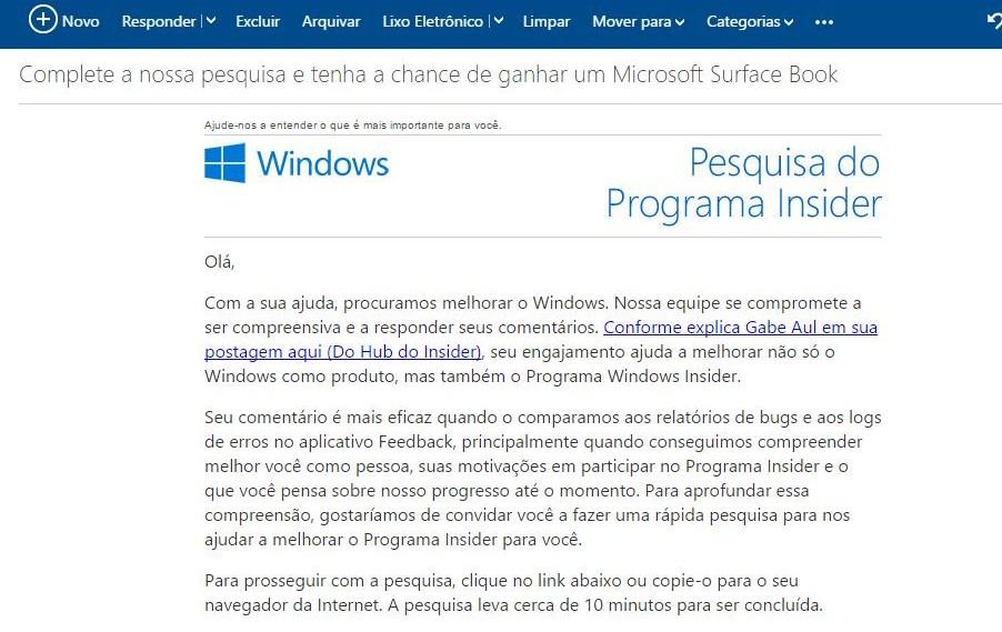 Windows Insider