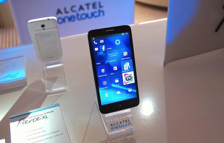 Alcatel -Fierce-XL