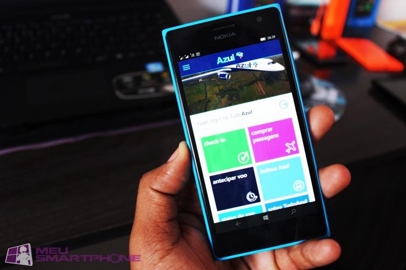 Azul app Windows 10