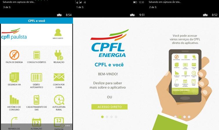CPFL Energia prints