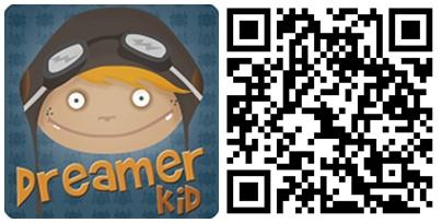 Dreamer Kid QR