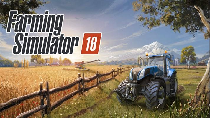 Farming Simulator 16 Windows 10