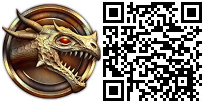Mage and Minions QR