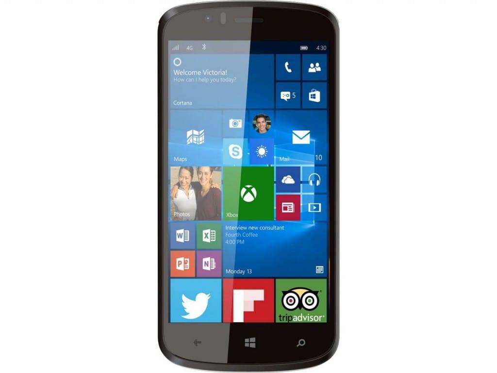 bush-eluma Windows 10 Mobile