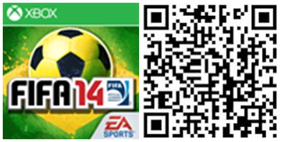 FIFA 14 QR