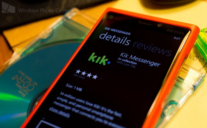 Kik Messenger Windows