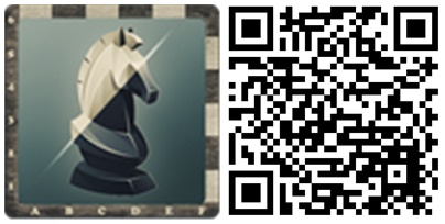 Real Chess Online QR