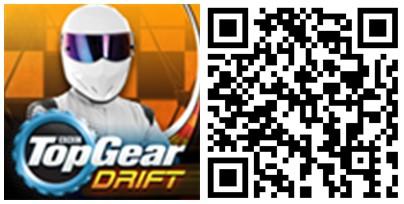 Top Gear Drift Legends QR