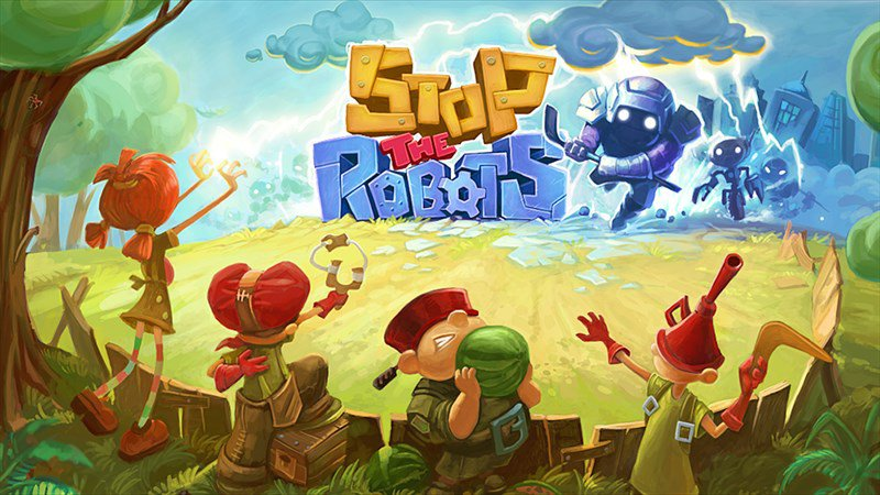 stop-the-robot