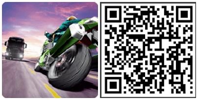 traffic-rider QR Windows