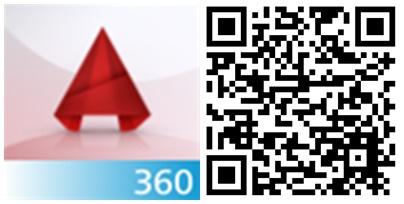 AutoCAD-360 Windows 10 QR