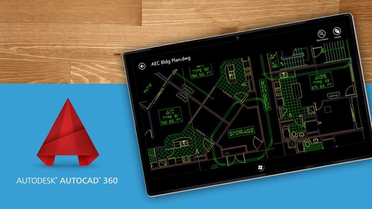 AutoCad-360-Windows-Store