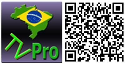Brazil TV pro QR