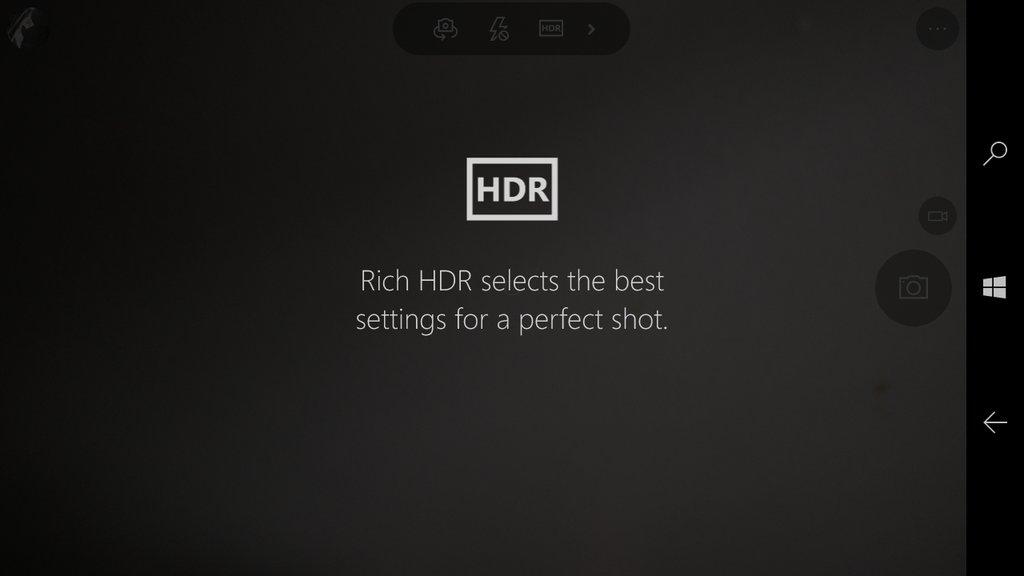 HDR Windows-Camera