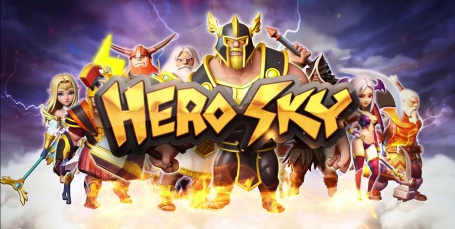 Hero Sky Guerras de guildas