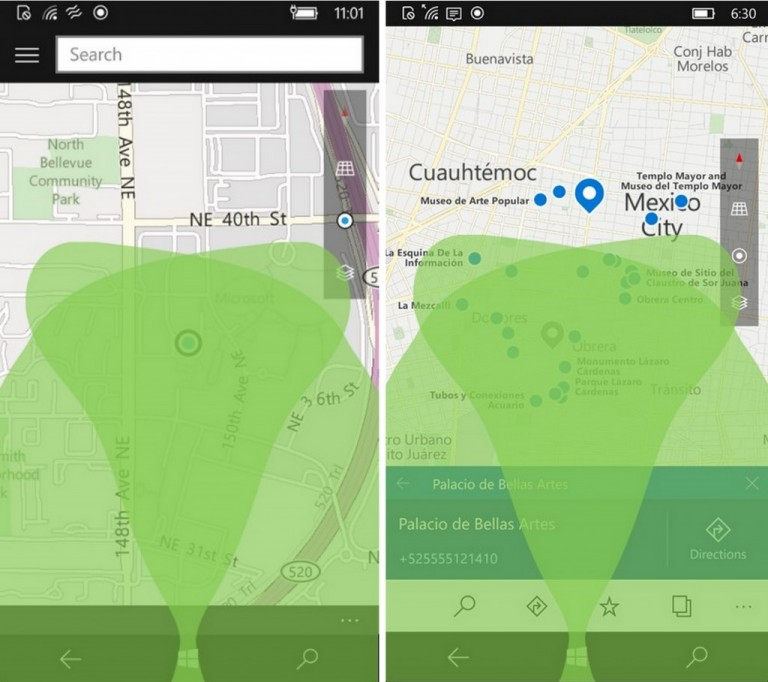 Maps- Mapas